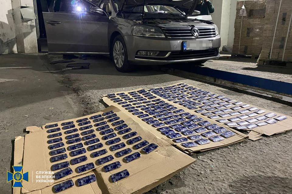 Викрили контрабанду наркотичних препаратів із Євросоюзу, Фото: СБУ