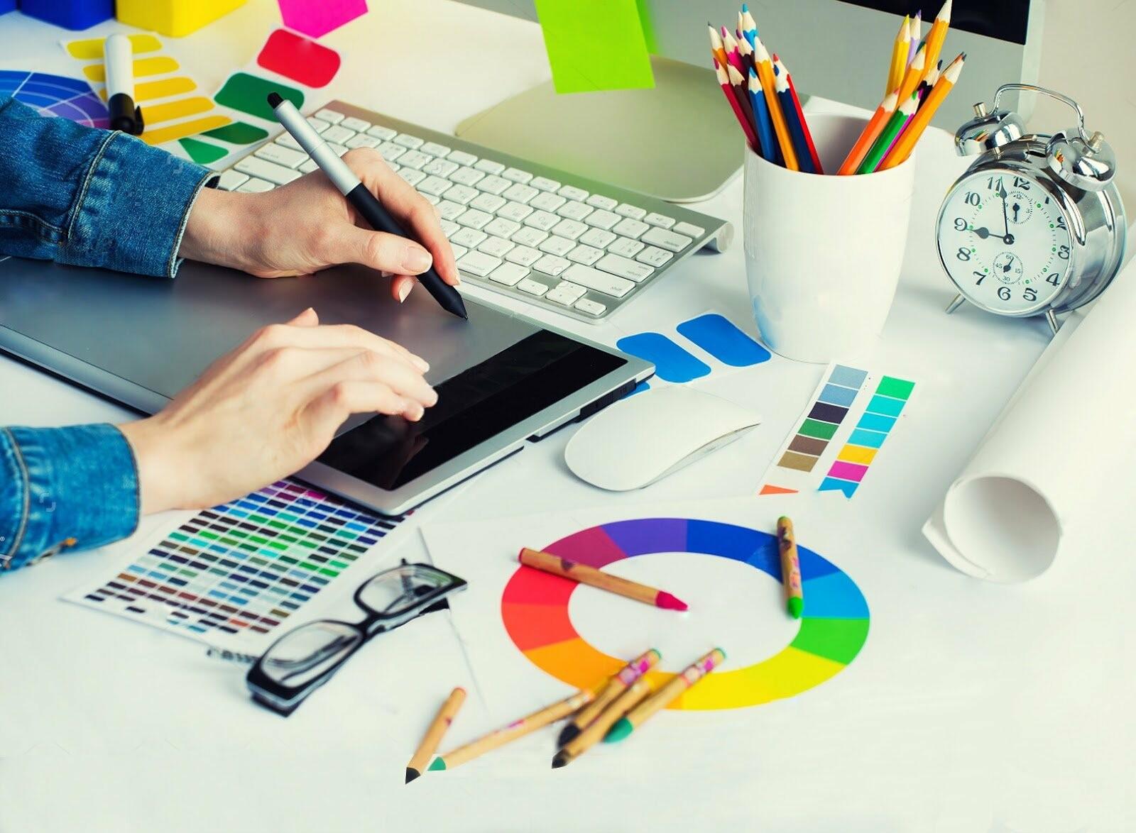 Як навчитися графічному дизайну?