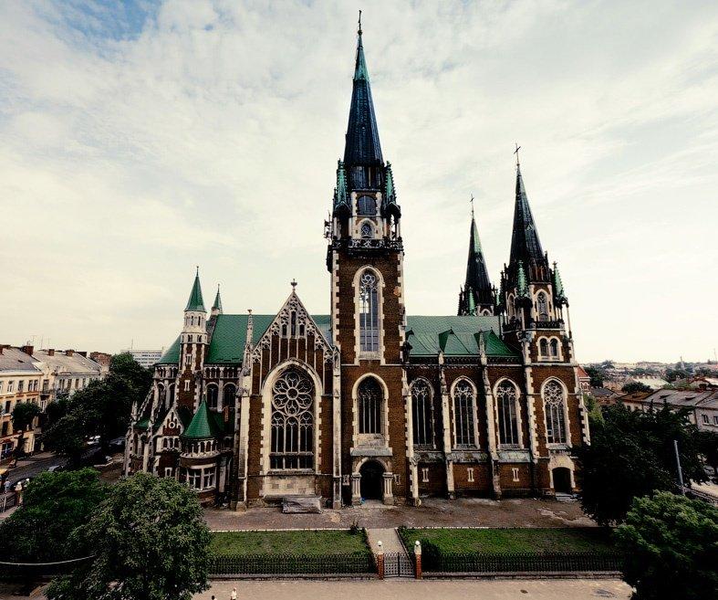 красиві місця Львівської області