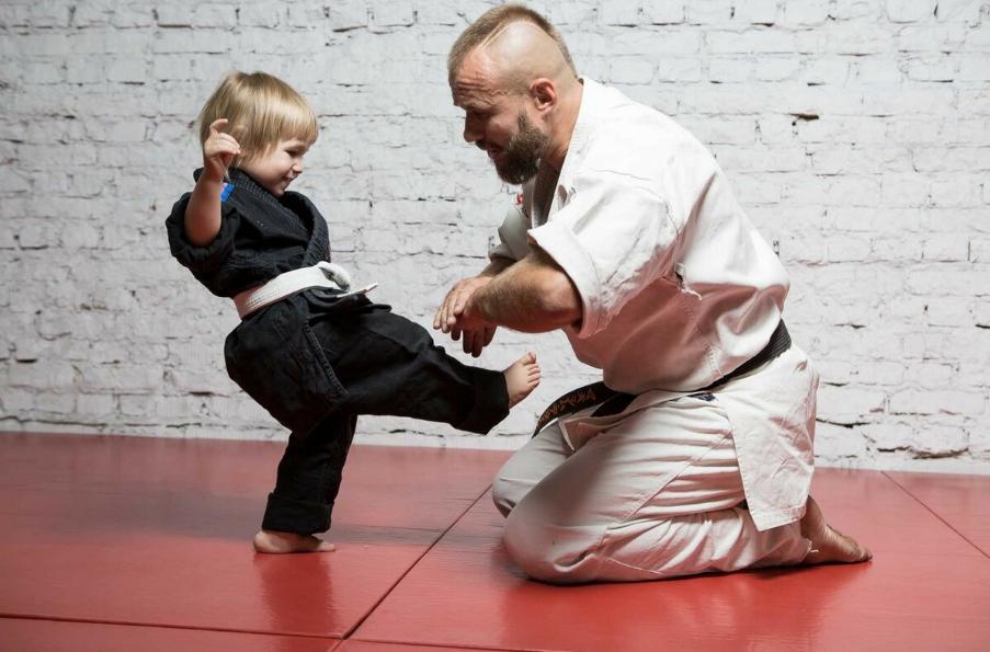 секції бойових мистецтв від 3х років