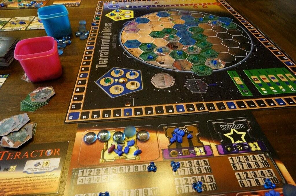 Підкорення Марса гра