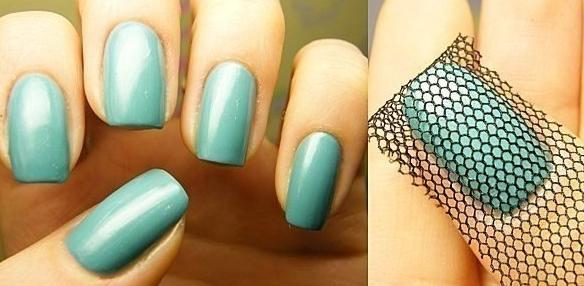 цікавий дізайн нігтів на свято в домашніх умовах