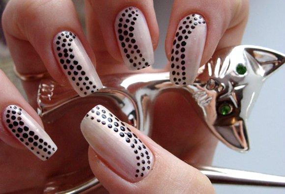 гарний дизайн нігтів